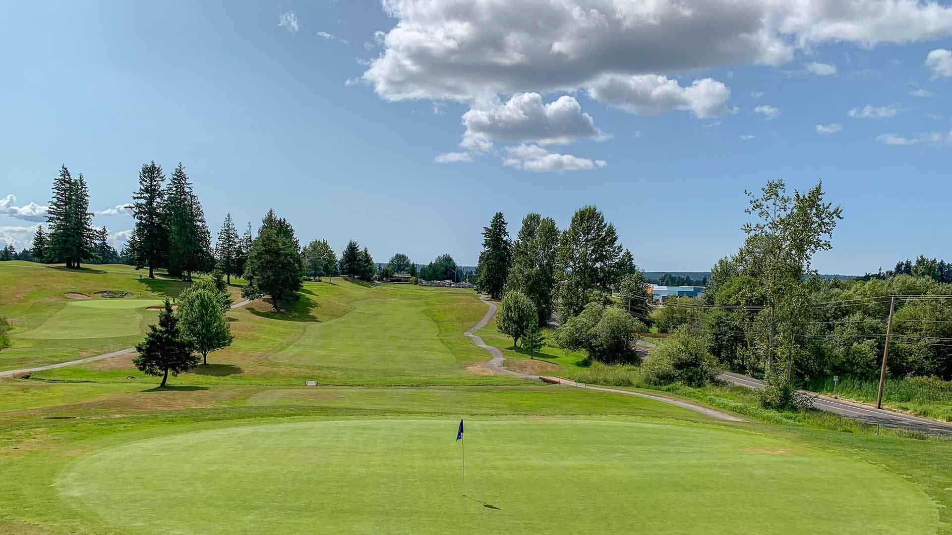 Cedarcrest Golf Course Daily Deal Tee Times