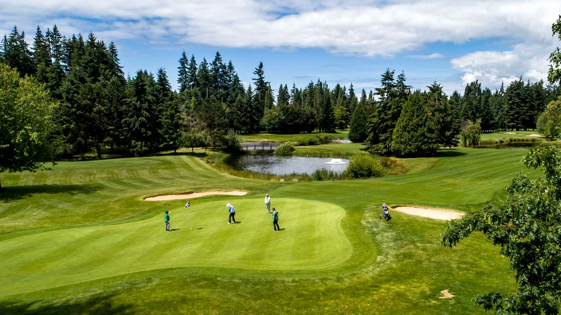 Lynnwood Golf Course Daily Deal Tee Times